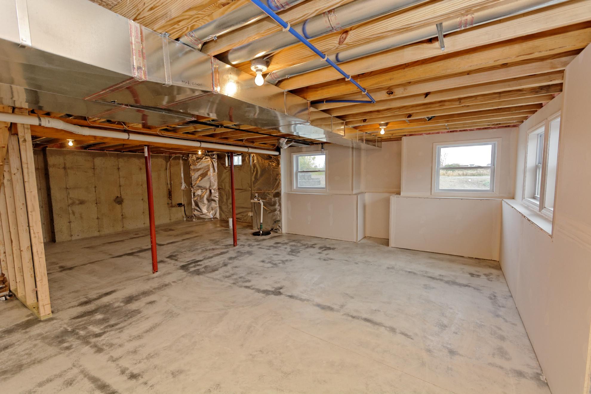 basement 2 owen roberts builders